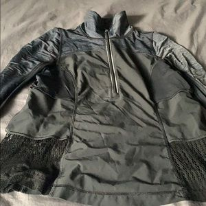 Lululemon zip-up pullover